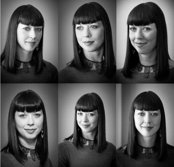 Световые схемы для портретов.