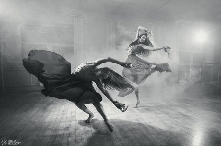 Съемка в движении. Снимаем танец.