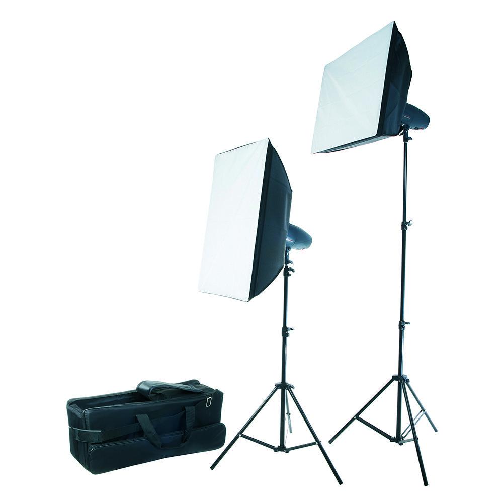 расстановка света схема домашней фотостудии