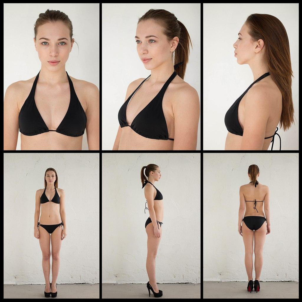 Как сделать фото модель