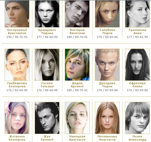 Модельные агентства москвы отзывы практическая работа цветовые модели