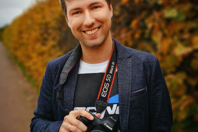 Фотограф Сергей Матюнин