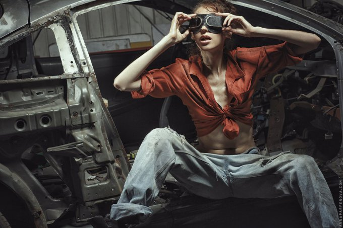 Фотограф Анна Парфенова