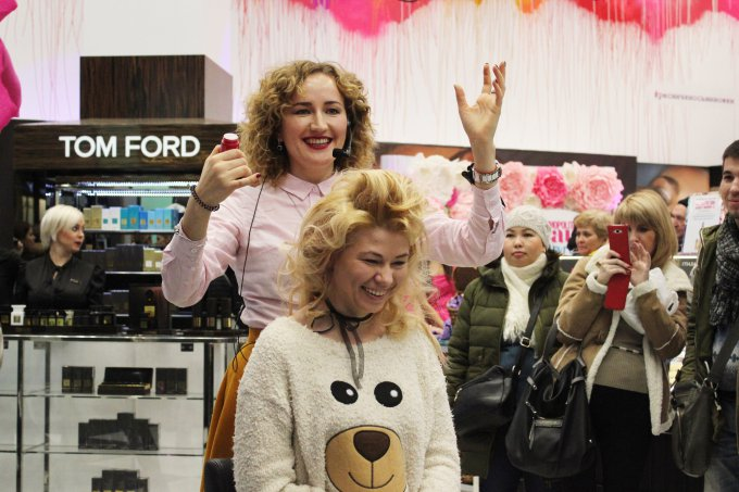Стилист-парикмахер Алена Щепина