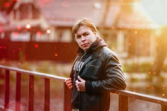 Фотограф Дмитрий Флешер