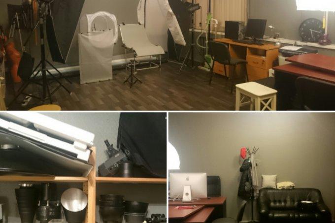 Фотостудия для предметной и каталожной съемки