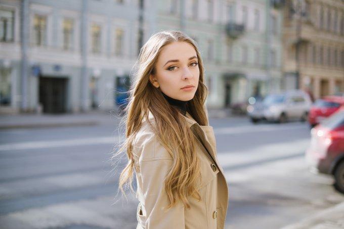 Визажист Софья Бурлуцкая