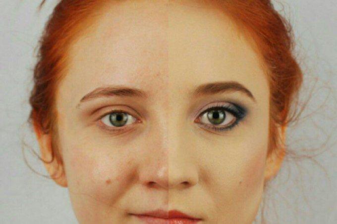 Макияж и обучение макияжу