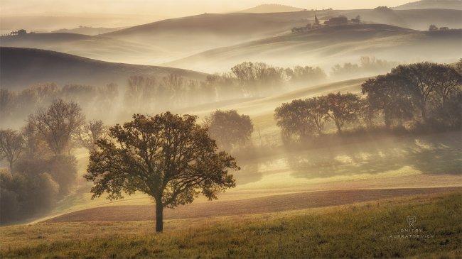 Как снимать осенний пейзаж