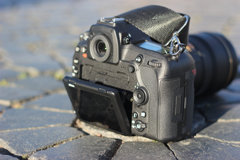 настраиваем фотоаппарат на улице теме