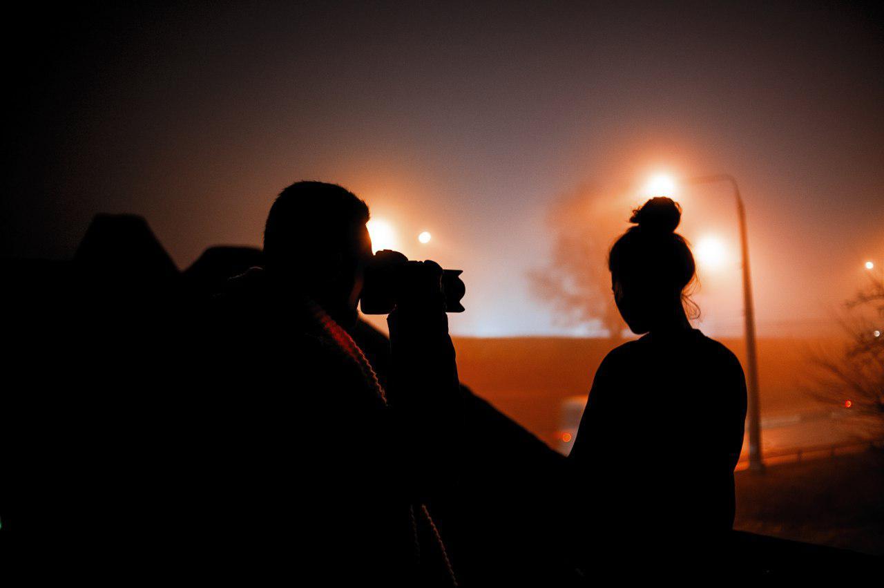 как фотографировать в темное время суток людей этом году