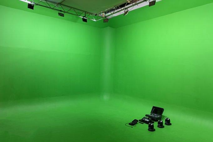 Студия для видеозаписи, вебинаров и трансляций от VMEDIA